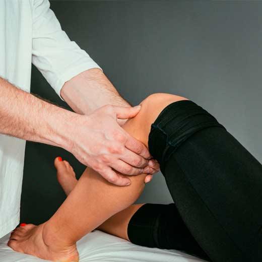 Lesão do ligamento cruzado